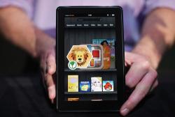 Amazon, Apple, iPad, Конкуренция