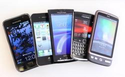 смартфоны, статистика, приложения
