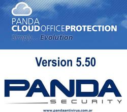 Panda Cloud Office Protection 5.50