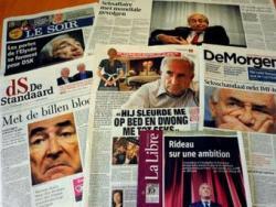 бельгийские газеты