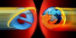 Internet Explorer и Firefox