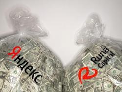 «Яндекс», Runa Capital, инвестиции, акселератор стартапов,  InCube