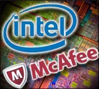 McAfee и Intel