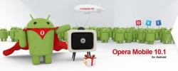 Opera Mobile 10.1
