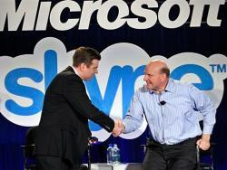 Microsoft и Skype