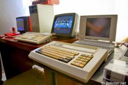 В Минске прошла выставка ретро-компьютеров