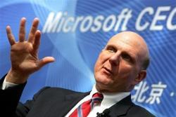 Microsoft , деньги, акционеры, Стив Балмер