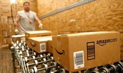 интернет-ритейлер,  Amazon.com, продажи, рост