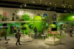 Google, android-устройства, Mobile World Congress 2012