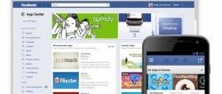 Facebook,  магазин приложений,  App Center