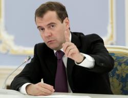 Россия, Дмитрий Медведев, интернет, мнение