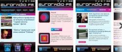 Еврорадио, Android-устройства