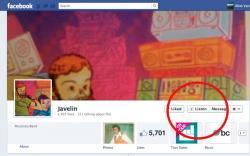 Facebook, функционал, официальные страницы,  музыканты
