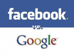 Google+, Facebook,  интерфейс