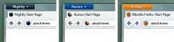 Mozilla, Firefox 8,  доступ, скачивание
