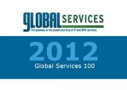 Global Services 100,  Global Services, рейтинг