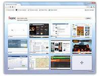 браузер, презентация, Яндекс