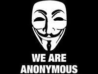 Anonymous,  хакер,  порносайт