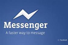 Facebook, мессенджер, Чат Facebook