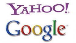 Google,  Yahoo, исследование, реклама