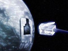 Русские космонавты не выходят в Интернет