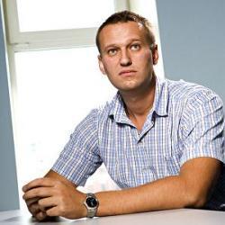 """Алексей Навальный проводит голосование блоге и спрашивает Яндекс о """"Единой Росси"""