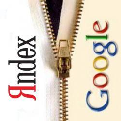 Рунет, поисковые системы,  Google, Яндекс