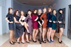 Минск, конкурс красоты, МИСС ИТ 2011