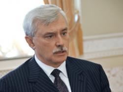 Санкт-Петербург, губернатор, Георгий Полтавченко,  твиттер, аккаунт