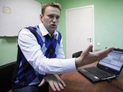 Россия, Алексей Навальный, полиция, проверка, взлом, аккаунт, Twitter