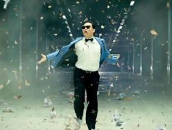 """Gangnam Style"", реклама, Корея"