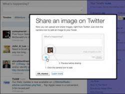 Twitter,  функция,  загрузка изображений