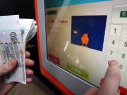 Россия, оборот,  моментальные платежи,  2011 год, рост