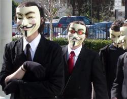 Anonymous,  DDoS,  хакер,  BREIN