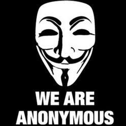 Anonymous, правительство, угрозы