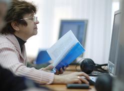 интернет, пенсионеры, цифровизация