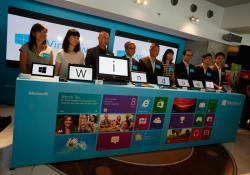 Microsoft, программное обеспечение, Windows 8