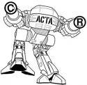 Европарламент,  ACTA,  пират