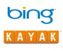 Kayak и Bing
