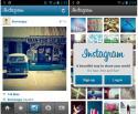 скачивания, количество,  Android-версия,  Instagram